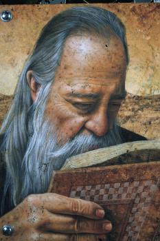 Pergamo-E Book.91. (Detail)