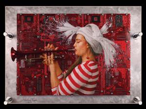 Red Trumpet.