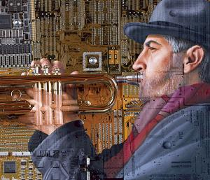 Jazz. (detail)