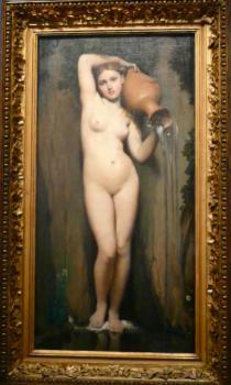 Die QuelleJean Auguste Dominique Ingres