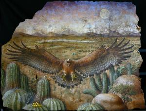 Eagle vs Serpent  II
